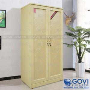 Tủ đựng quần áo bằng sắt QA01K