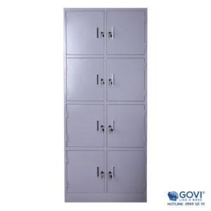Tủ locker sắt 8 ngăn LK08