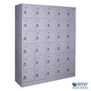 Tủ locker sắt 30 ngăn LK30