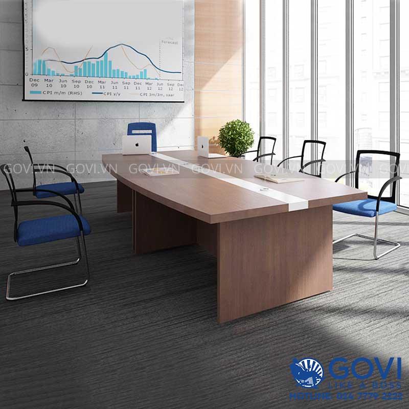 Bàn họp văn phòng lớn 3m6 Classic CL36-640