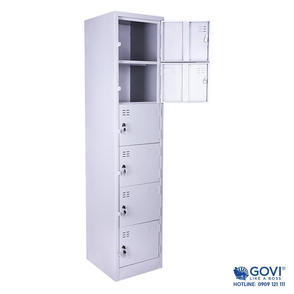 Tủ locker 6 ngăn LK6C1