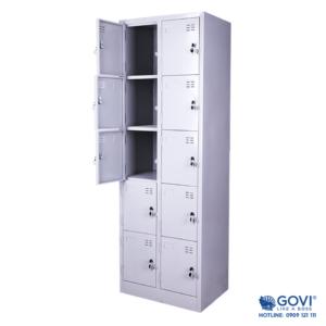 Tủ locker 10 ngăn LK10