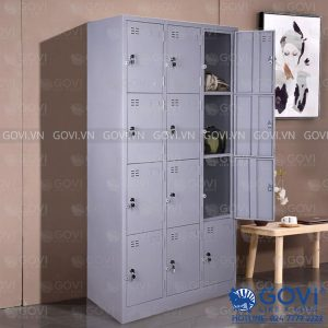 Tủ locker sắt 12 ngăn LK12