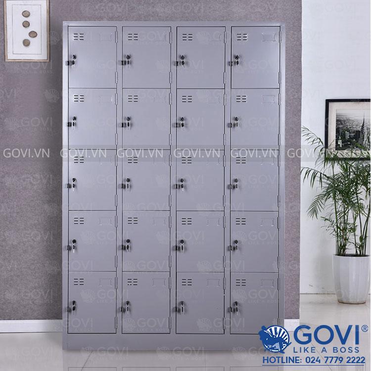 Tủ locker sắt 20 ngăn LK20