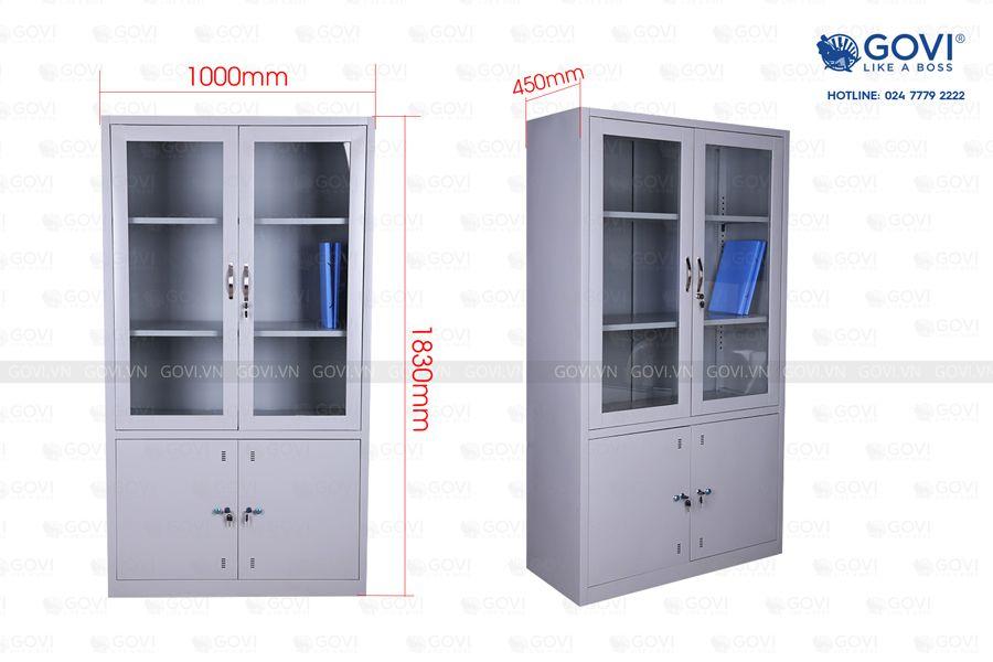 Tủ sắt tài liệu TL01-9