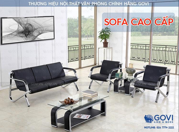 Sofa văn phòng cao cấp Sofa02-18 D1