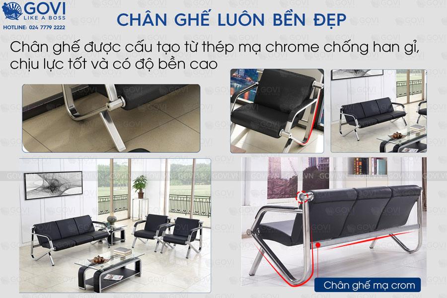 Sofa văn phòng cao cấp Sofa02-18 D4