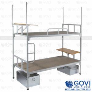 Giường 2 tầng sắt GT40BH