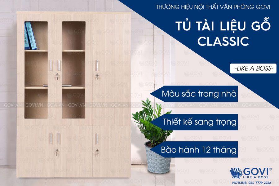 Tủ tài liệu Classic 10 CL200-1