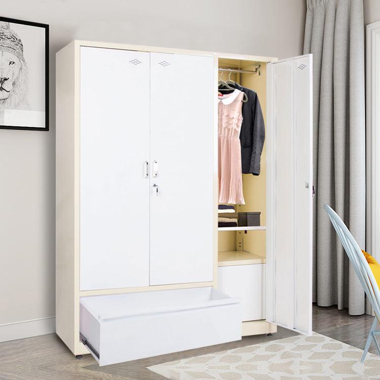 Đa dạng kiểu dáng thiết kế mẫu tủ đựng quần áo đẹp