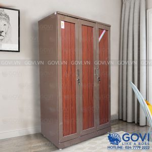 Tủ sắt quần áo QA02C