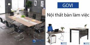 Nội thất bàn làm việc cho văn phòng hiện đại