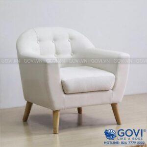 Sofa nỉ đơn hiện đại SF04-08-VK