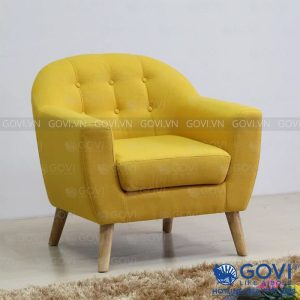 Sofa nỉ đơn hiện đại SF04-16-VK