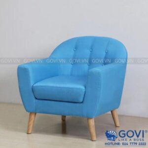 Sofa nỉ đơn hiện đại SF04-08-DT