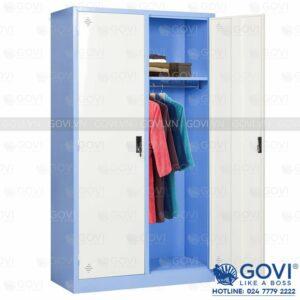 Tủ sắt đựng quần áo QA01-X