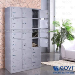 Tủ locker lắp ghép LG.18