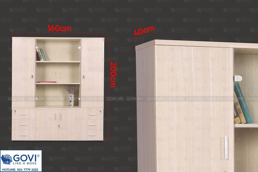 Tủ tài liệu Classic 18 CL200-8