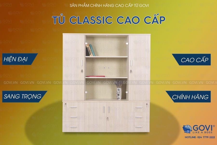 Tủ tài liệu Classic 18 CL200-1