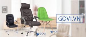 So sánh giá ghế văn phòng của nội thất Govi