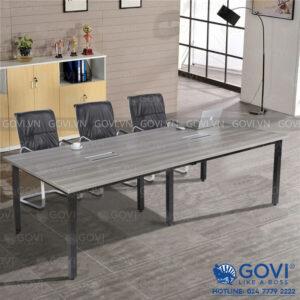Bàn họp văn phòng chân sắt 2m4 Oscar B OSB2412-02