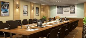 Ý tưởng thiết kế phòng họp đảm bảo chất lượng âm thanh
