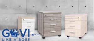 Tại sao nên lựa chọn hộc tủ di động Govi?