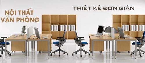 Xu hướng thiết kế văn phòng đơn giản nhưng hữu ích