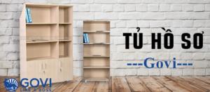 Ưu điểm của dòng sản phẩm tủ hồ sơ do GOVI Việt Nam cung cấp