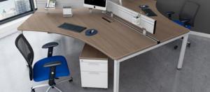 Ưu điểm khi sử dụng bàn làm việc gỗ veneer