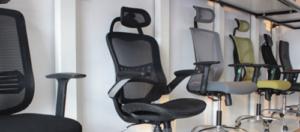 Vì sao bạn nên mua những chiếc ghế văn phòng có thiết kế tựa đầu?