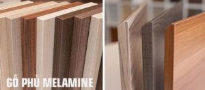 Laminate là gì? Sự khác biệt giữa Melamine và Laminate