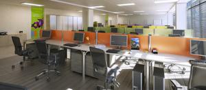Yếu tố thẩm mĩ trong thiết kế văn phòng làm việc