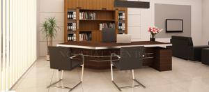 Khám phá những thiết kế nội thất văn phòng ấn tượng luôn dẫn đầu xu hướng