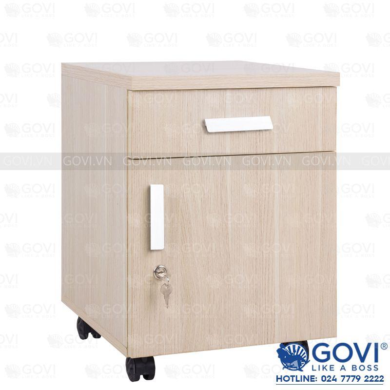 Hộc tủ tài liệu di động HT-KN-084