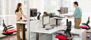 Bí quyết giúp bạn có thể thực hiện tốt nhất chức năng của bàn làm việc đứng
