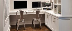 Bí quyết giúp bạn thiết kế văn phòng làm việc tại nhà có tầm nhìn đẹp
