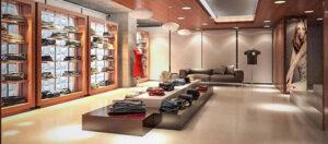 Bí quyết giúp bạn sử dụng màu sắc thu hút trong thiết kế nội thất showroom