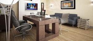 Thiết kế nội thất văn phòng tôn vinh trí tuệ tương lai