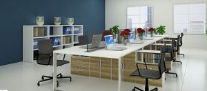 Vì sao doanh nghiệp nên đầu tư nội thất cho phòng làm việc của nhân viên?