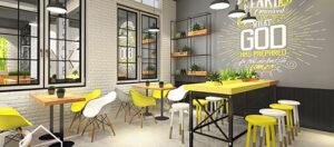Ưu điểm của dòng sản phẩm bàn café sang trọng GOVI