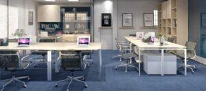 Govi đơn vị thiết kế, lắp đặt nội thất văn phòng số 1 tại Hà Nội