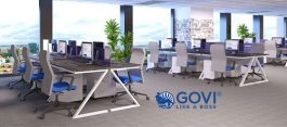 Những nguyên tắc không thể bỏ qua khi thiết kế nội thất văn phòng