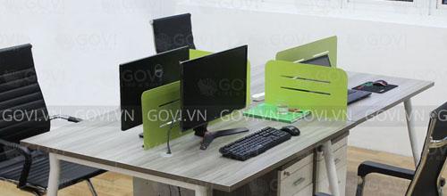 Vách ngăn văn phòng của nội thất Govi
