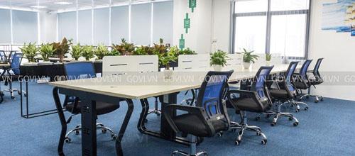 Xu hướng thiết kế nội thất văn phòng hiện đại
