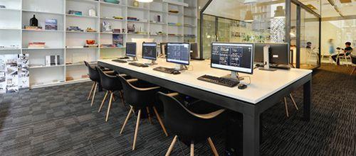 Xu hướng thiết kế nội thất văn phòng làm việc của các doanh nghiệp