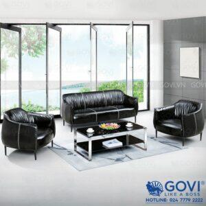 Sofa da cao cấp SF06