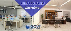 Thiết kế nội thất văn phòng đẹp tạo dựng không gian làm việc lý tưởng