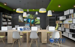 Tư vấn lựa chọn nội thất văn phòng chất lượng và hiệu quả