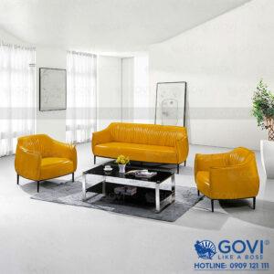 Sofa da cao cấp SF06-V